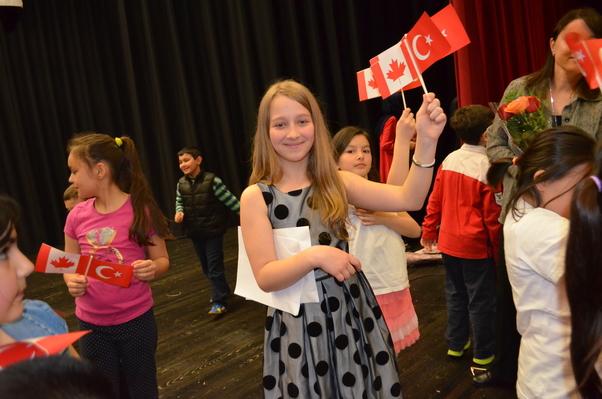 Montreal Türk Kültür Merkezi'nde 23 Nisan