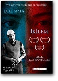 L'affiche du film Ikilem / Dilemme