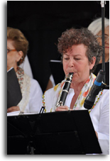 VTC at the European Festival- Kate Gerson (clarinet)