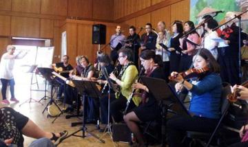Vancouver Turkish Choir at Lyrids Folk Dance Festival, April 26, 2014
