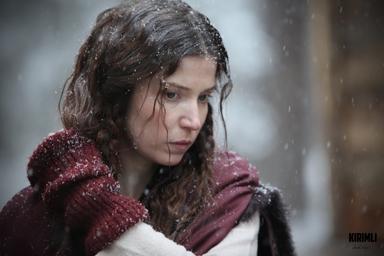 Selma Ergeç l'actrice principale du film «Crimée»