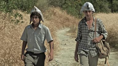 Ata Murat Kalkan et Erdal Sari dans le film «Lal».
