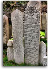 'Yeni kuşaklar mezar taşı okuyamıyormuş.'