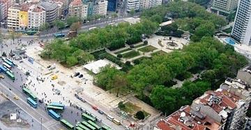 Le Parc Gezi